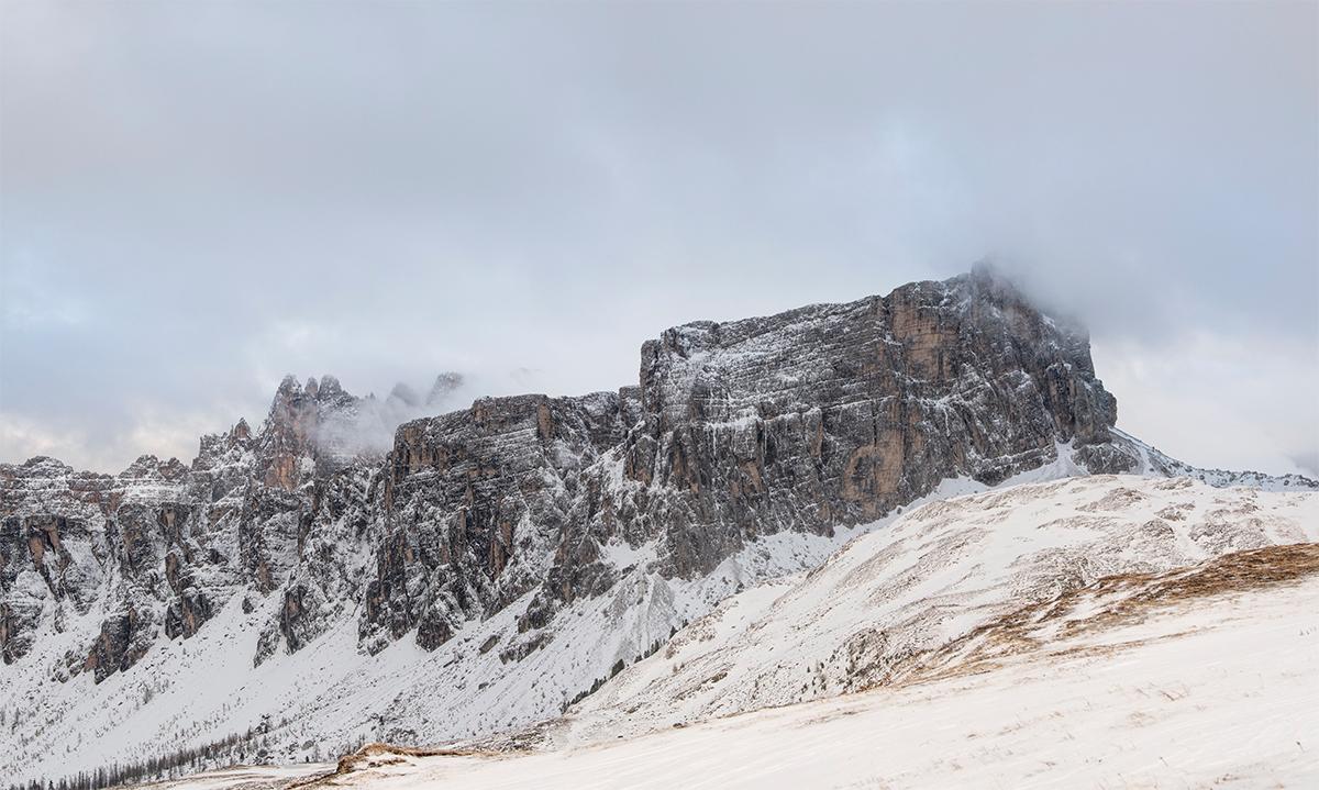 Dolomiidid, Itaalia 2018 okt